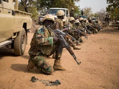 Niger army killed 24 'suspected terrorists': government