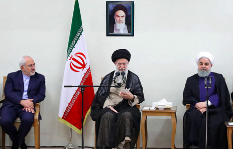 """Iranian Supreme Leader calls remarks by Zarif in controversial audio leak as """"a big mistake"""""""