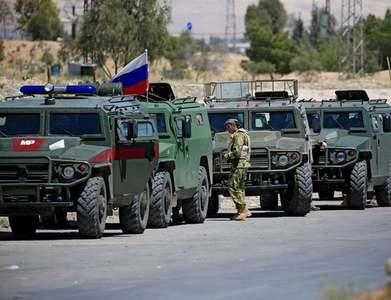 Russian military in Armenia reinforce areas near Azeri border
