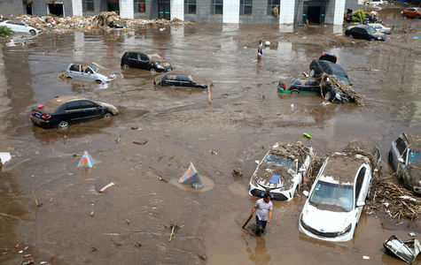 4 killed in flash floods in Yemen's historic Tarim city
