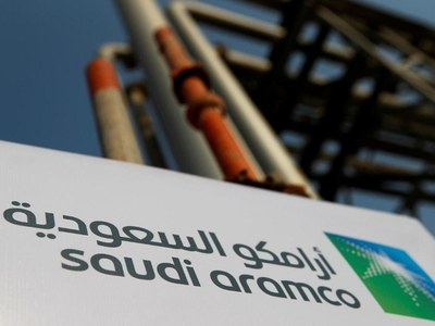 Saudi Aramco says Q1 profits jump 30% on higher oil prices