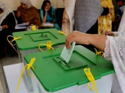 ECP accepts PML-N's plea, orders vote recount in Karachi's NA-249