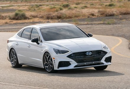 2021 Hyundai Sonata is coming to Pakistan
