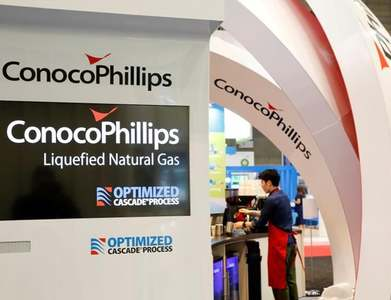 ConocoPhillips profit tops as travel demand boosts oil prices