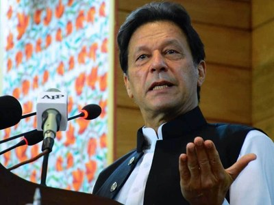 PM seeks Muslim world's voice against blasphemy, linking Islam with terrorism