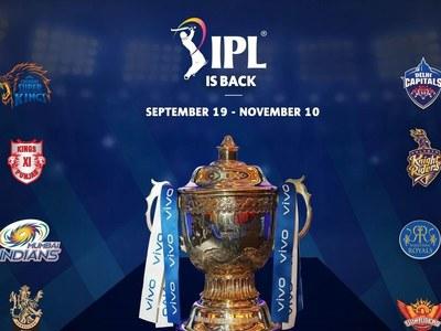 IPL cricket suspended
