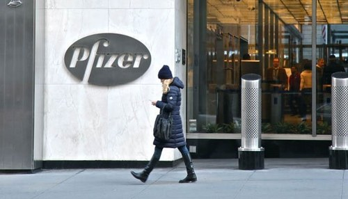 Pfizer expands production as quarterly earnings surge to $3.5 billion