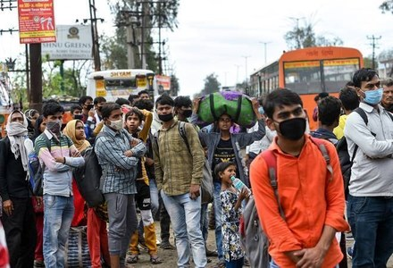 COVID crisis pushed 75 million Indians into poverty in 2020