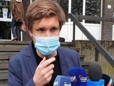 Iran diplomat's 20-year sentence for France bomb plot confirmed