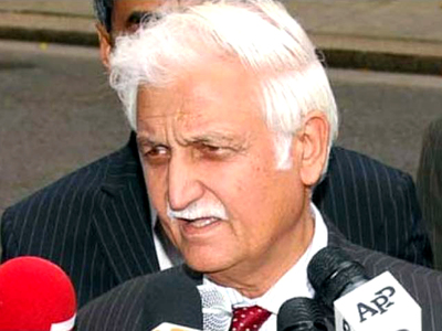 Kashmir body be renamed as Kashmir, Palestine Committee: Babar