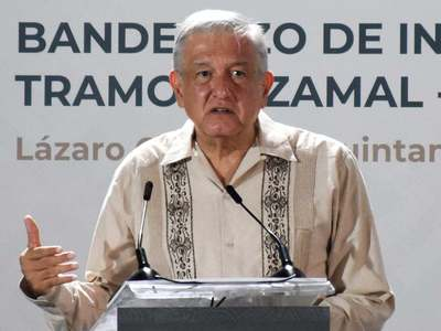 Mexico president hits back at critics over metro crash