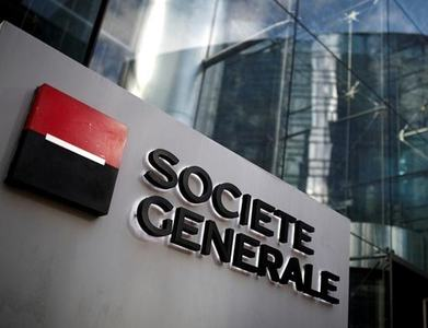 Rebound in trading boosts earnings at France's SocGen