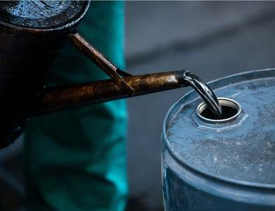 Oil prices slip despite hefty US inventory fall