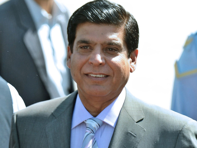 Raja Pervez inquires after health of Fazl