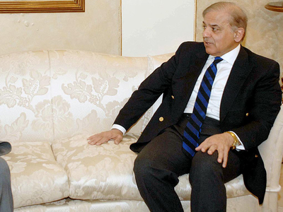 British HC meets Shehbaz