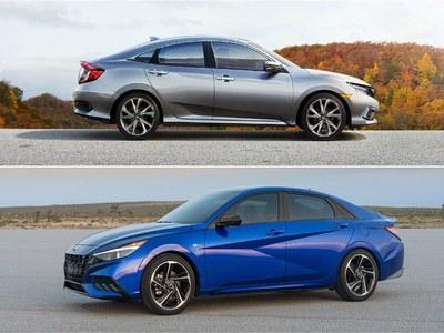 Is Hyundai Elantra better than Honda Civic?