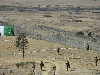 Soldier injured in terrorist attack on Pak-Afghan border