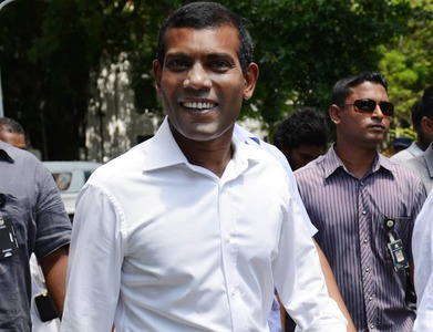 'I'm good', says former Maldives president Nasheed after surviving bomb blast