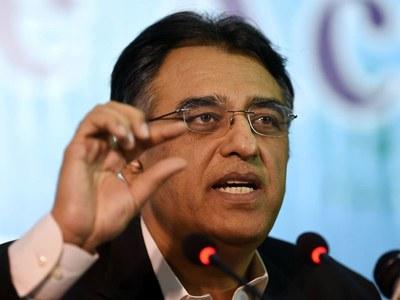 'Danger is higher than ever,' warns Asad Umar on coronavirus situation