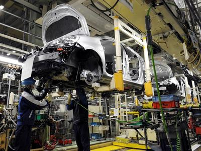 Industrial output surges 22.39pc in December, 9pc in 3 quarters