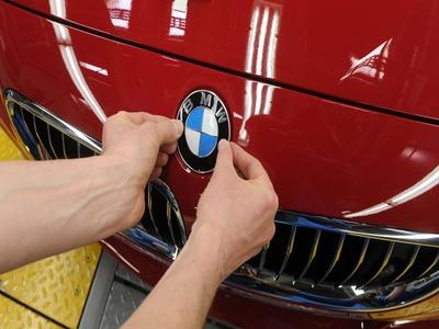 BMW drives profits sharply higher in Q1