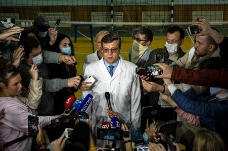 Siberian doctor who treated Navalny goes missing