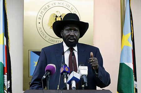South Sudan president dissolves parliament
