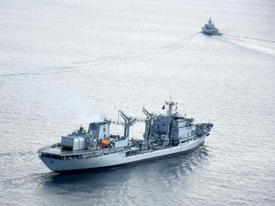 PNS SAIF participates in Naval exercises with US, Canada