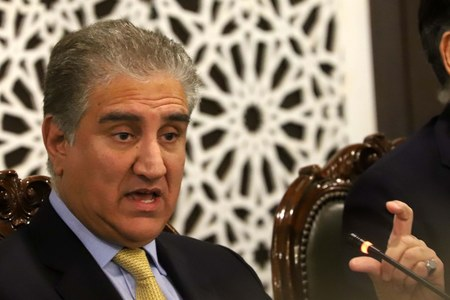 Jammu and Kashmir is internationally recognized dispute on UNSC agenda, says Qureshi