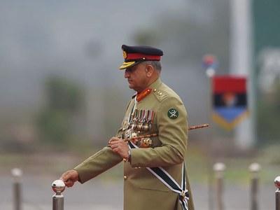 Bajwa, Ghani discuss Afghan peace process