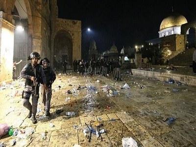 OIC condemns escalating Israeli aggression and attack on Al-Aqsa Mosque