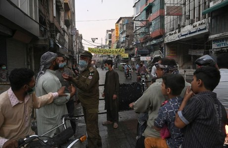 Pakistan sees less than 3000 COVID-19 cases in a day since March 16