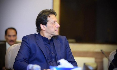 PM Imran says Pakistan stands with Gaza and Palestine, shares Chomsky's quote