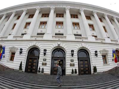 Romania's central bank holds interest rates
