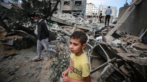 Israeli offensive forced 10,000 Palestinians to leave homes in Gaza, UN raises concern