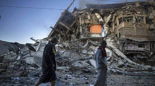 Death toll rises to 132 as violence rocks Gaza, Israel and West Bank