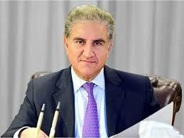 Qureshi discusses situation in Palestine with Egyptian counterpart