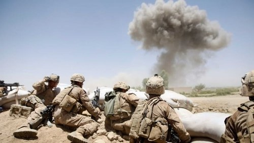 Fighting between Taliban, Afghan forces resume in Southern Afghanistan after ceasefire ends