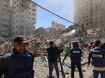 Canada calls for protecting journalists after Gaza strike