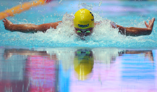 Andrew wins again as Indianapolis Pro Swim comes to close