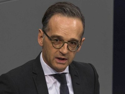 Germany urges end to Middle East violence as EU calls talks
