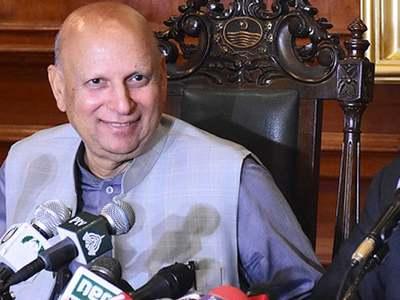 Opposition's politics halting development: governor