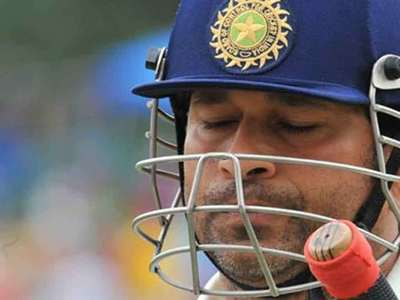Tendulkar had 'sleepless nights' before matches due to anxiety