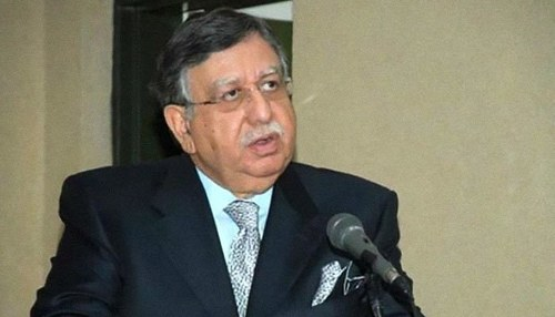 Ecnec reconstituted; Tarin replaces Hafeez as chairman