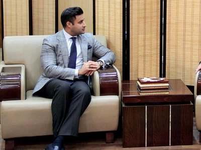 SAPM Zulfi Bukhari quits over Ring Road scam