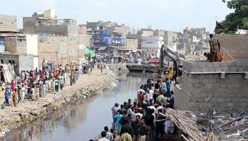SHC extends stay order over demolition of leased properties along Orangi, Gujjar nullahs