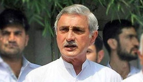 Tareen refutes reports of split in PTI, says we are part of the party