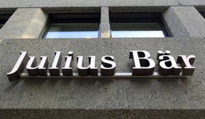 Julius Baer confirms targets as AuM grow 8% through April