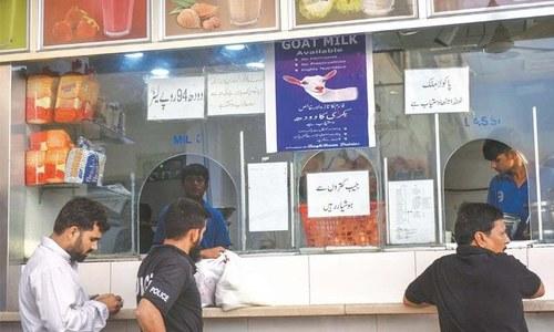 Sindh govt allows bakeries, milk shops to open till midnight