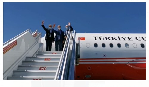 FM Qureshi departs for New York to draw world's attention on Gaza crisis